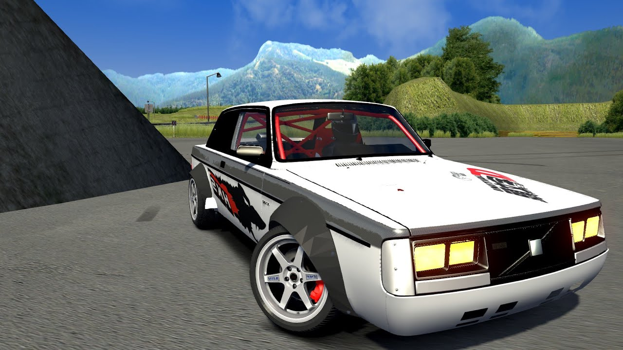 Assetto Corsa Drift Assetto Corsa Volvo 242 Drift 43 Download Youtube