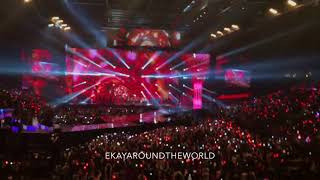 171201 Intro Not Today BTS Performance MAMA2017