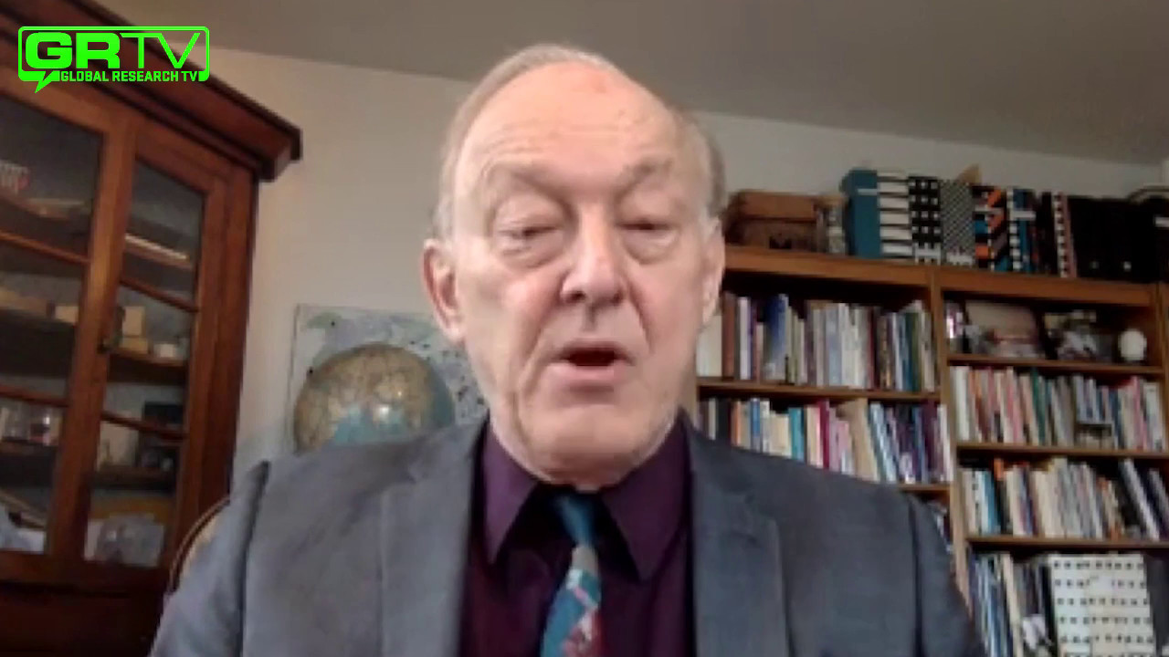The Reproduction of Real Life. The Privatization of Politics - Michel Chossudovsky on GRTV