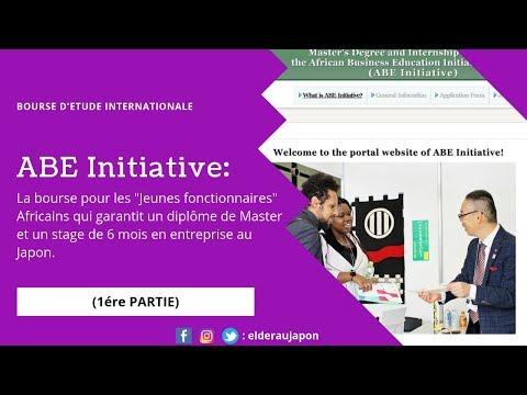 [Fr] Hyacinthe Kouassi: boursier de l'ABE Initiative 2016.