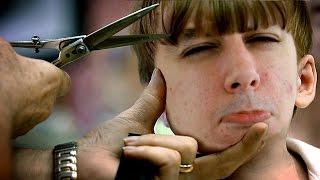 Chasseur contrôle et Torlk chez le coiffeur !