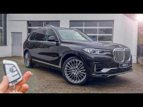 2020 BMW X7 30d Pure Excellence - Better than Audi Q8?