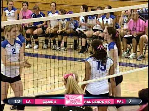 Los Altos Eagles vs Palo Alto Vikings - Volleyball Octorber 10,2013