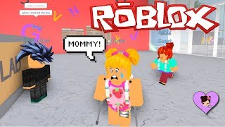 Baby Goldie Pre-School Fail - Roblox Roleplay Titi Games