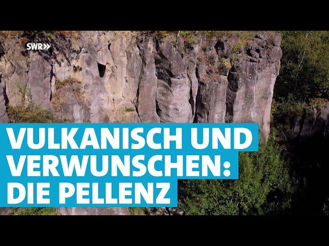 Die verwunschene Pellenz in der Osteifel: Reise durch bizarren Basalt und vulkanische Formen