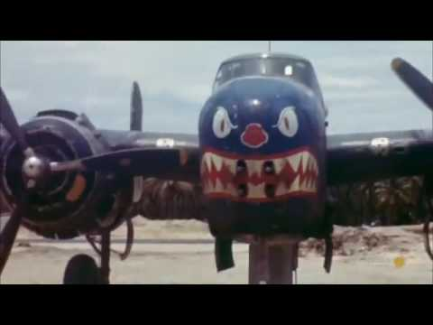 Smithsonian Channel: Fall of Japan  In Color