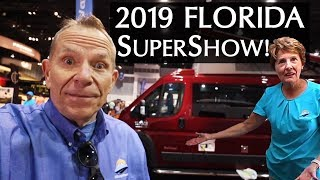 2019 Tampa RV Supershow Tour with The Wendlands