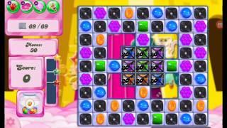Candy Crush Saga - Level 1007 - No boosters ☆ :)