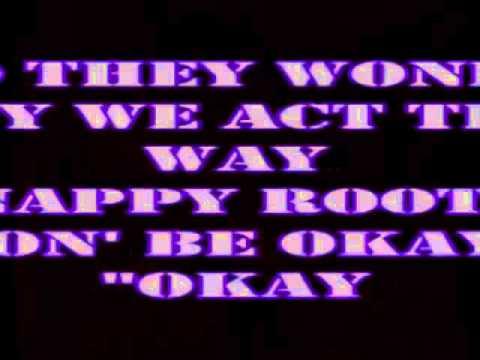 Nappy roots Po Folks lyric video