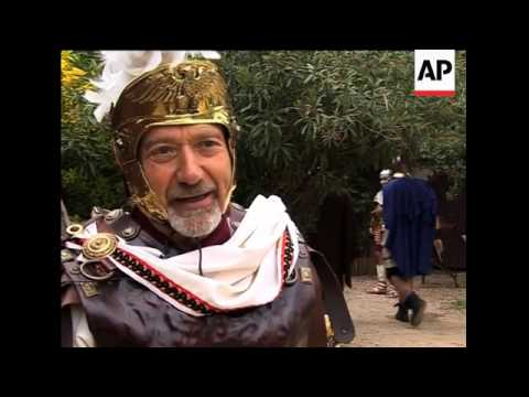Rome celebrates its 2763rd anniversary