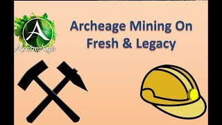 Archeage Mining For Gold & Apex in 4.5 Worth it? thumbnail