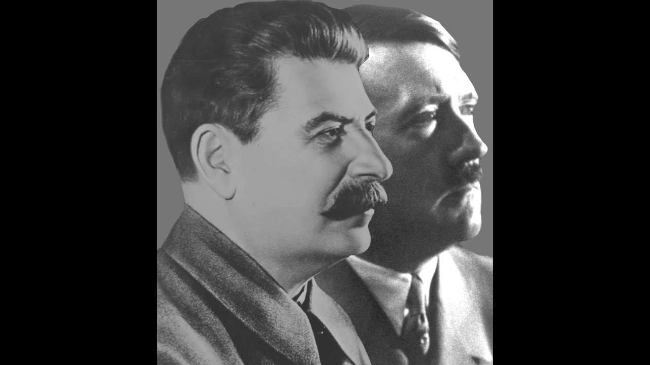 joseph stalin and adolf hitler relationship