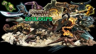 Monster Hunter Tri - Ecology
