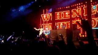 David Guetta feat Kelly Rowland - When Love Takes Over, Live in London!