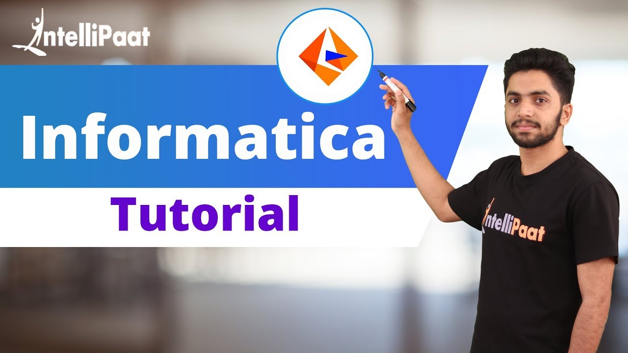 Informatica Tutorial | Informatica PowerCenter | Informatica Training For Beginners