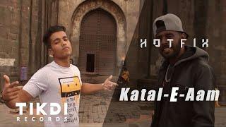 KATAL E AAM | Pune Rap | RockBeat | HotFix | Vinay Pujari | Juno Works