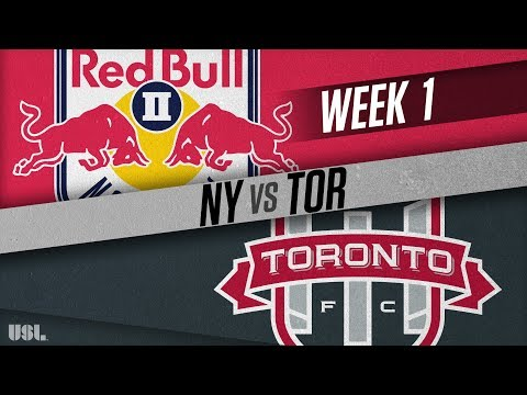 New York Red Bulls II vs Toronto FC II: March 17, 2018