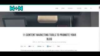 How To Use Scoop.It to Gain More Blog Traffic via Content Marketing & Content Promotion
