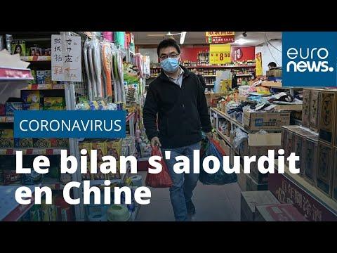 Épidémie de coronavirus: le bilan s'alourdit en Chine, les pays se protègent