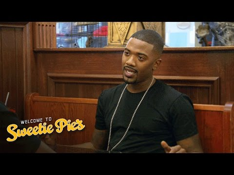 Musician Ray J Stops In For Some Lemonade | Welcome to Sweetie Pie