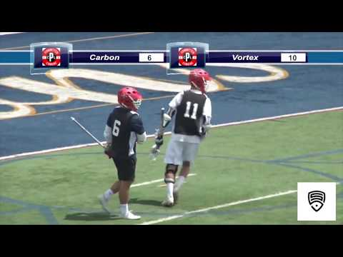 Peter Thompson (Georgetown '22) Lacrosse Highlights Summer 2017