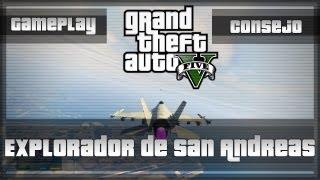 Guia de Logros - GTA V - Explorador de San Andreas como conseguirlo rápido