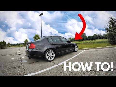 BMW Footwell Module RECALL! How To Check! - YouTube