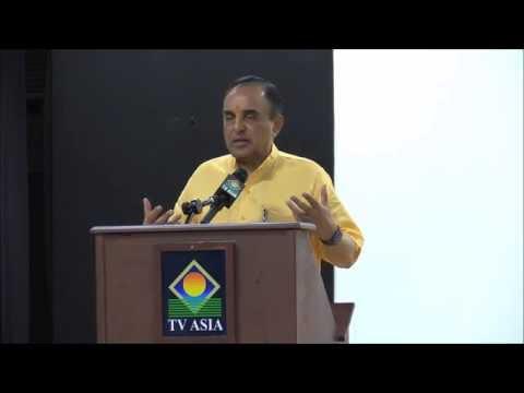 Dr Subramanian Swamy Speech | 2015 Hindu Unity Day, New Jersey, USA
