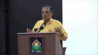 Dr Subramanian Swamy Speech   2015 Hindu Unity Day, New Jersey, USA