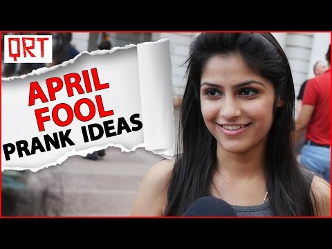 Hilarious Prank Ideas for April Fool's Day | April 1st Special | Quick Reaction Team
