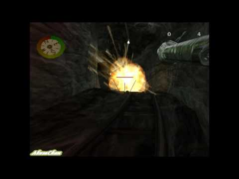 Medal of Honor (PS1) - Mission 6 - Level 21 - Treasure Caverns (PL)