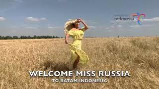 MISS RUSSIA TOURISM WORLDWIDE 2018 INTRO VIDEO