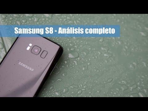 Samsung Galaxy S8 - Análisis completo en Español