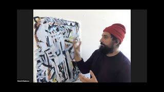 Artist Demo: Painting Without Consequene with Demetri Espinosa