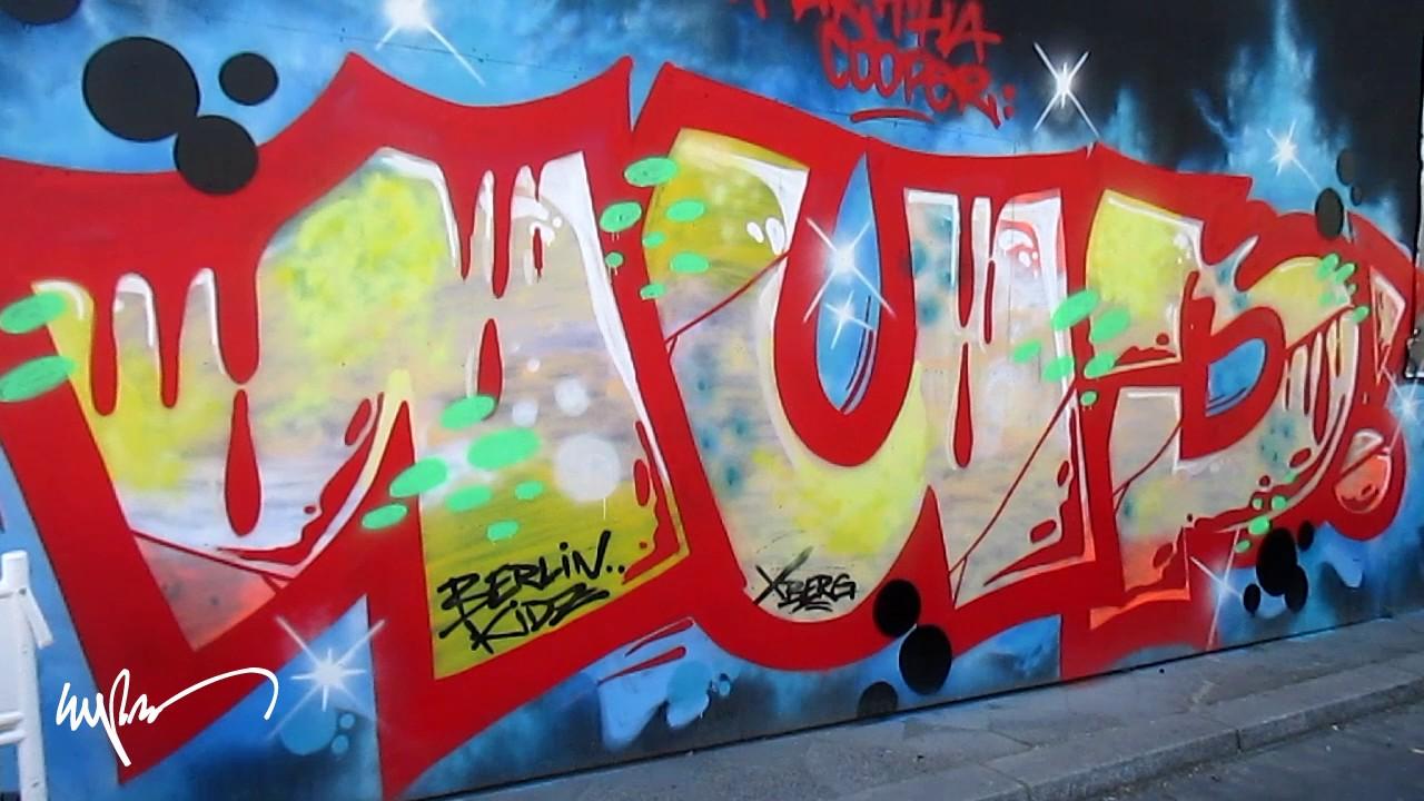 1up crew berlin graffiti at urban nation hd