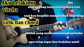 Chord Gitar Virzha Aku Lelakimu  Tutorial Mudah By Darmawan Gitar