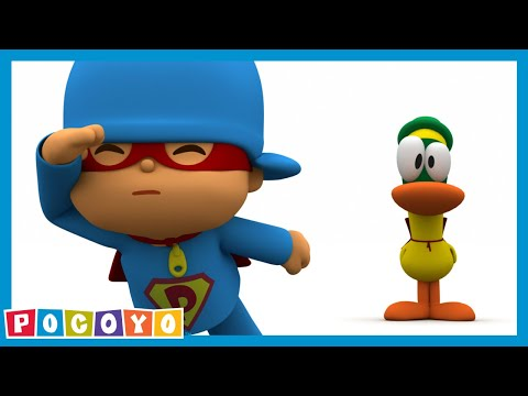 Pocoyo Super Pocoyo S01e32 Youtube