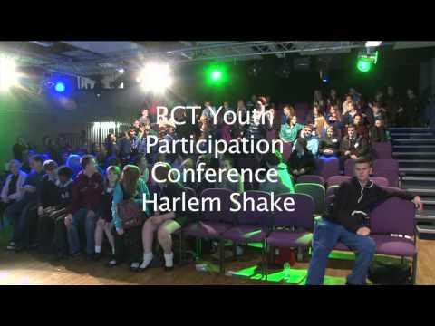 Rhondda Cynon Taf Youth Conference Harlem Shake