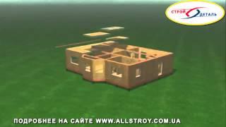 Строительство домов по канадской технологии(Предприятие ООО