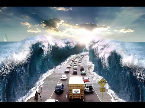 انشقاق بحر الصين - ظواهر خارقة للطبيعة