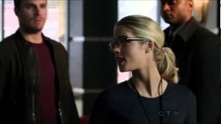 "Arrow - 1x12 - ""I ran out of sport bottles."""