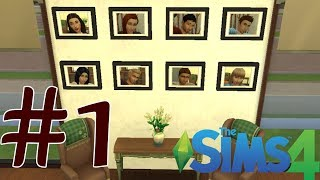 Evde İlk Gün | The Sims 4 Big Brother #1