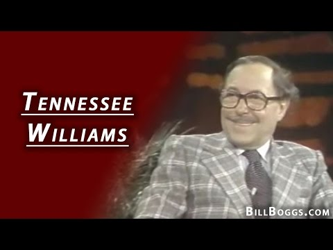 Tennessee Williams Interview with Bill Boggs Mp3