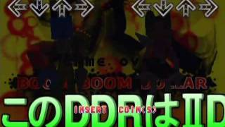 DanceDanceRevolution 2ndMIX CLUB VERSION2 Attract Demo