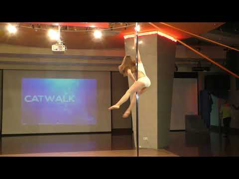 Наталья Ватолина. Catwalk Dance Fest IX[pole Dance, Aerial] 1.10.17.