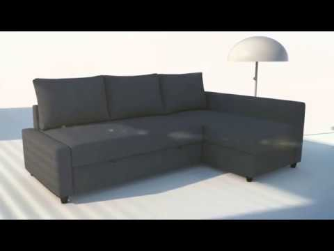 Harakat sofa bed corner how to use