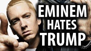 Eminem's Very Upset Trump Ignored Him