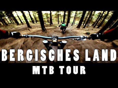 MTB Tour Bergisches, Solingen Glüder