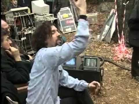 Сонная лощина  (1999) Эпизоды съёмки.