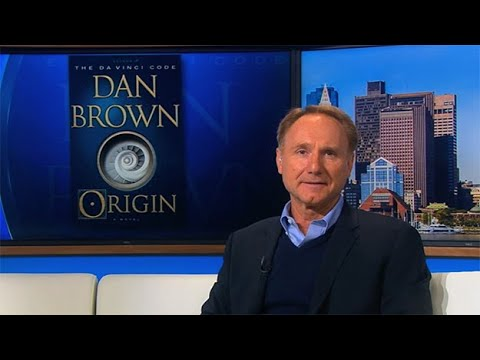 Dan Brown Hopes New Book
